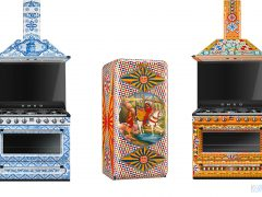 Dolce Gabbana kitchen Sicily trends in interior design
