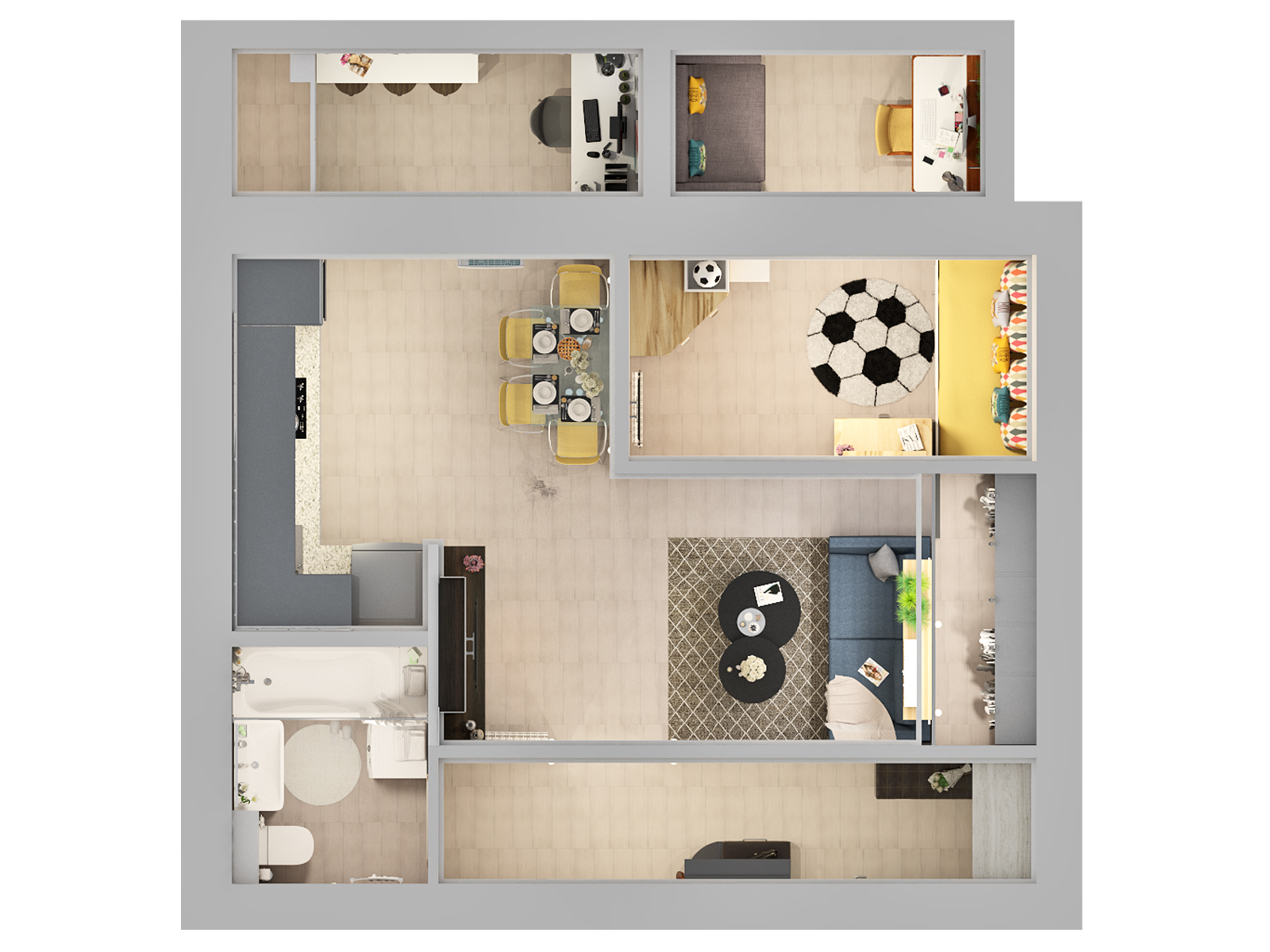 3D- render- two-room- apartment-21